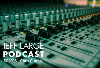 Chris Curran on podcast equipment